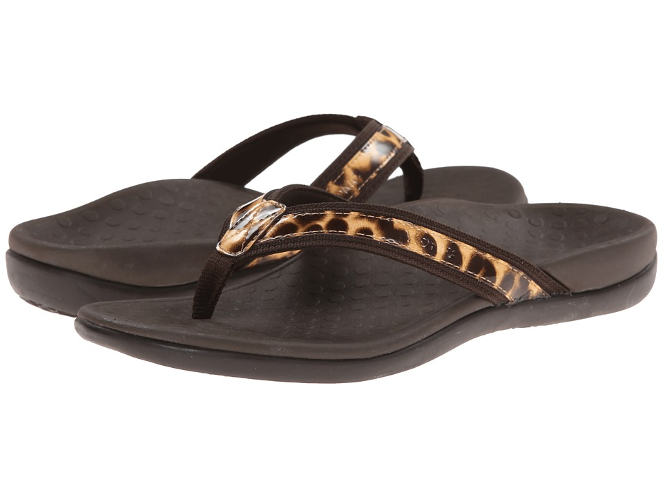 VIONIC Tide II (Brown Leopard) Women