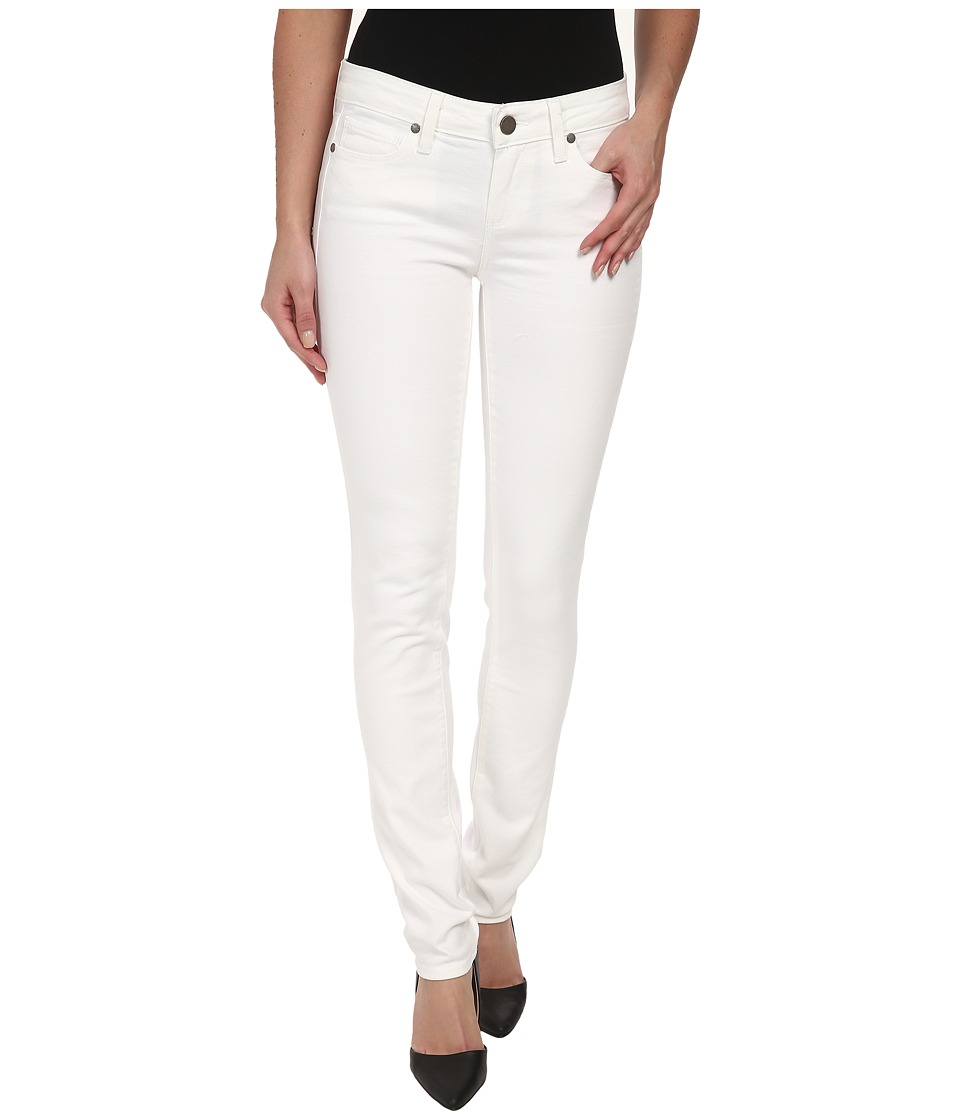 Paige Skyline Skinny in Optic White Optic White Womens Jeans
