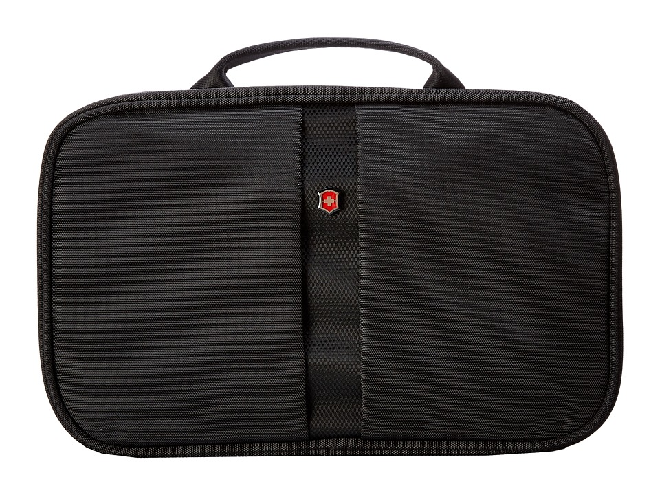 Victorinox - Zip-Around Travel Kit (Black) Toiletries Case