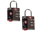 Victorinox Travel Sentry Approved Combination Lock Set (Grey)