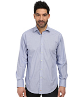 Thomas Dean & Co. - L/S Woven Shirt Embroidered Check