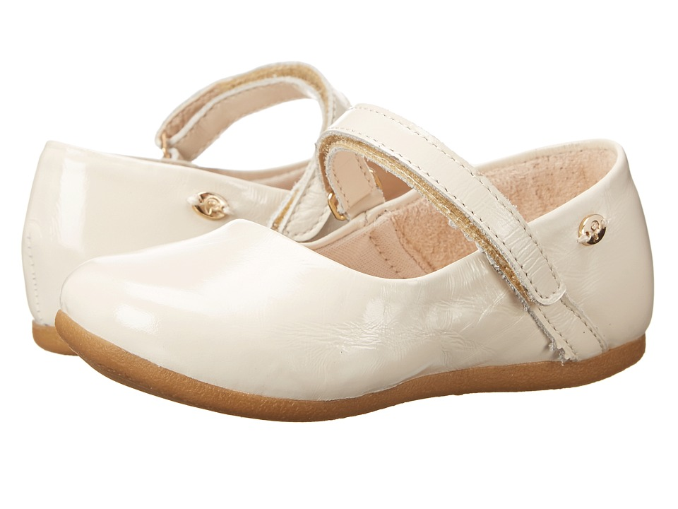 Image of Pampili 248.089 (Infant/Toddler) (White) Girl's Shoes