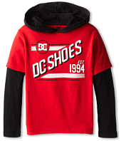 DC Kids - Benched Hooded Slider (Little Kids)