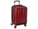 Delsey Helium Titanium International Expandable Carry-On Spinner Trolley (Black Cherry)