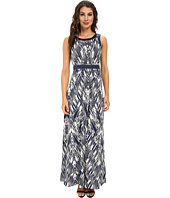 NYDJ - Mikala Printed Maxi Dress