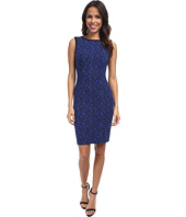 NYDJ - Caila Knit Jacquard Sheath Dress