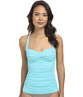 Seafolly - Goddess Twist Bandeau Singlet