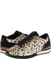 Just Cavalli - Leopard Print Leather Runner