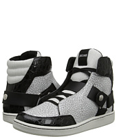 Just Cavalli - Cracked and Croco Embossed High Top