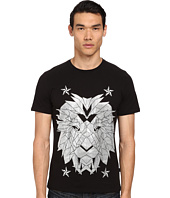 Just Cavalli - Digital Lion Print T-Shirt