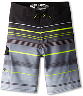 Billabong Kids - All Day X Stripe Boardshorts (Big Kids)