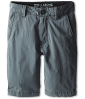 Billabong Kids - New Order X Walkshorts (Big Kids)
