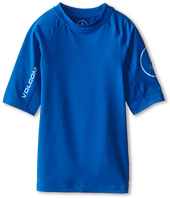 Volcom Kids - Solid S/S Thrashguard (Big Kids)