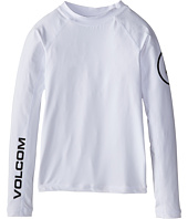 Volcom Kids - Solid L/S Thrashguard (Big Kids)