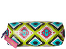 Gypsy SOULE Accessories Bag (Turquoise/Lime/Pink)