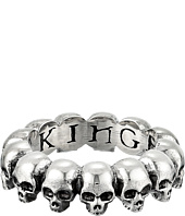 King Baby Studio - Skull Infinity Ring