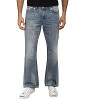 Seven7 Jeans - Boot Leg Jean with Back Flaps in Sunrise
