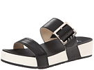 Dr. Scholl's - Frill - Original Collection (Black Leather)
