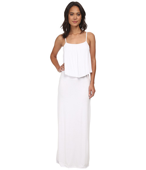 Culture Phit Monicah Maxi Dress - White