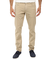 Hudson - Blake Five-Pocket Slim Straight Jean in Canyon Khaki