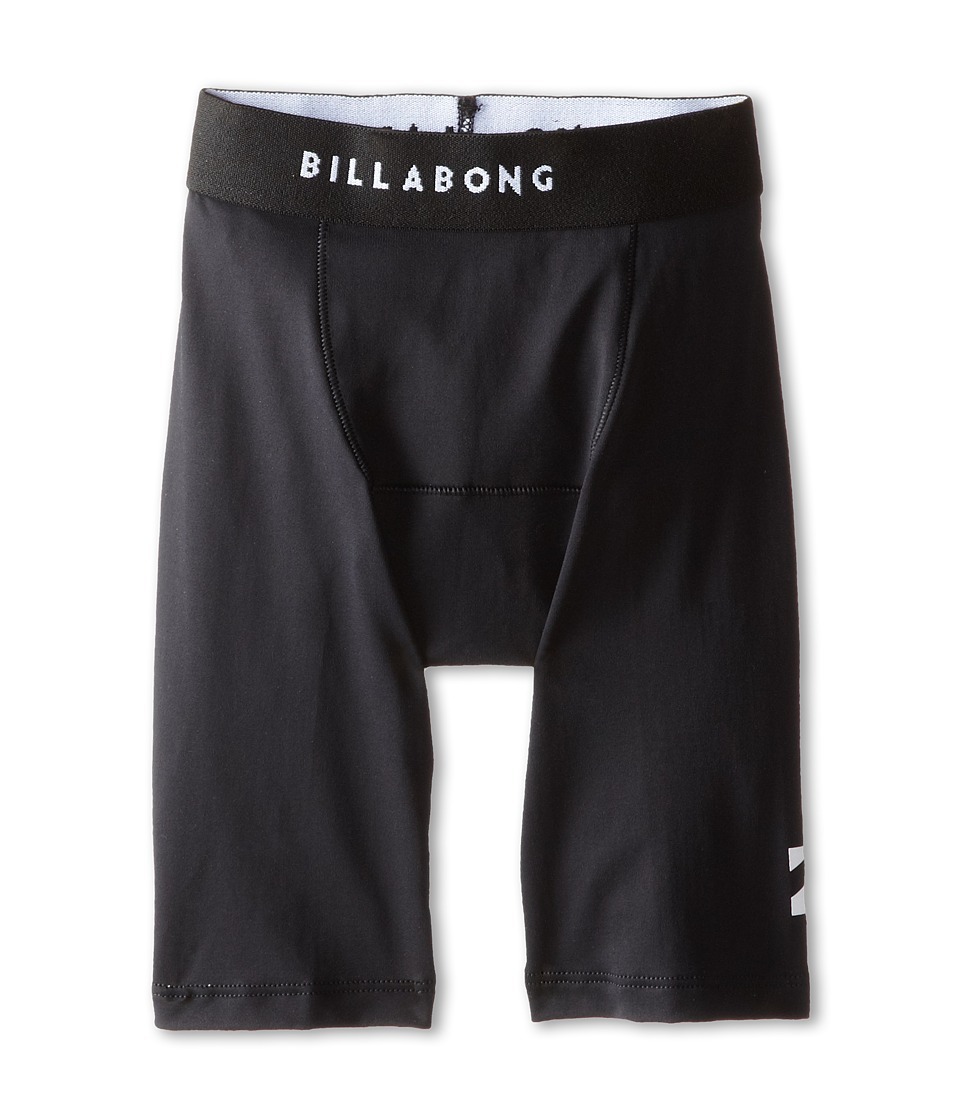 Billabong Kids All Day Undershort Toddler/Little Kids/Big Kids Black 2 Boys Swimwear