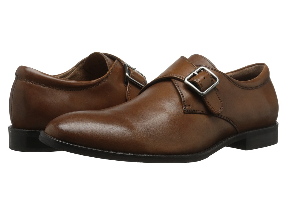 Gordon Rush Bryant Cognac Mens Shoes