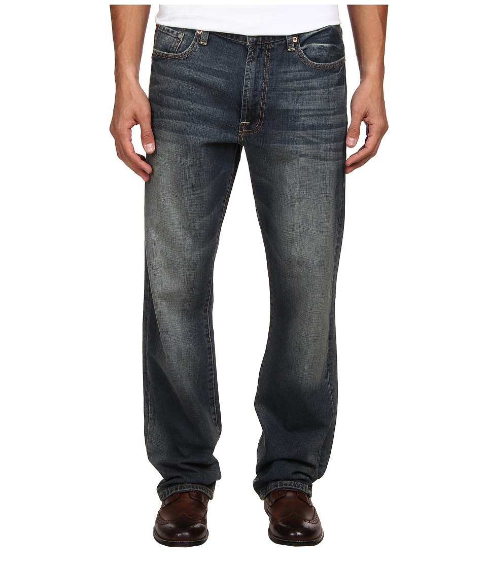 Lucky Brand - 181 Relaxed Straight in Wilder Ranch