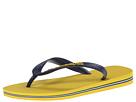 Havaianas - Brazil Logo Flip Flops (Citrus Yellow)
