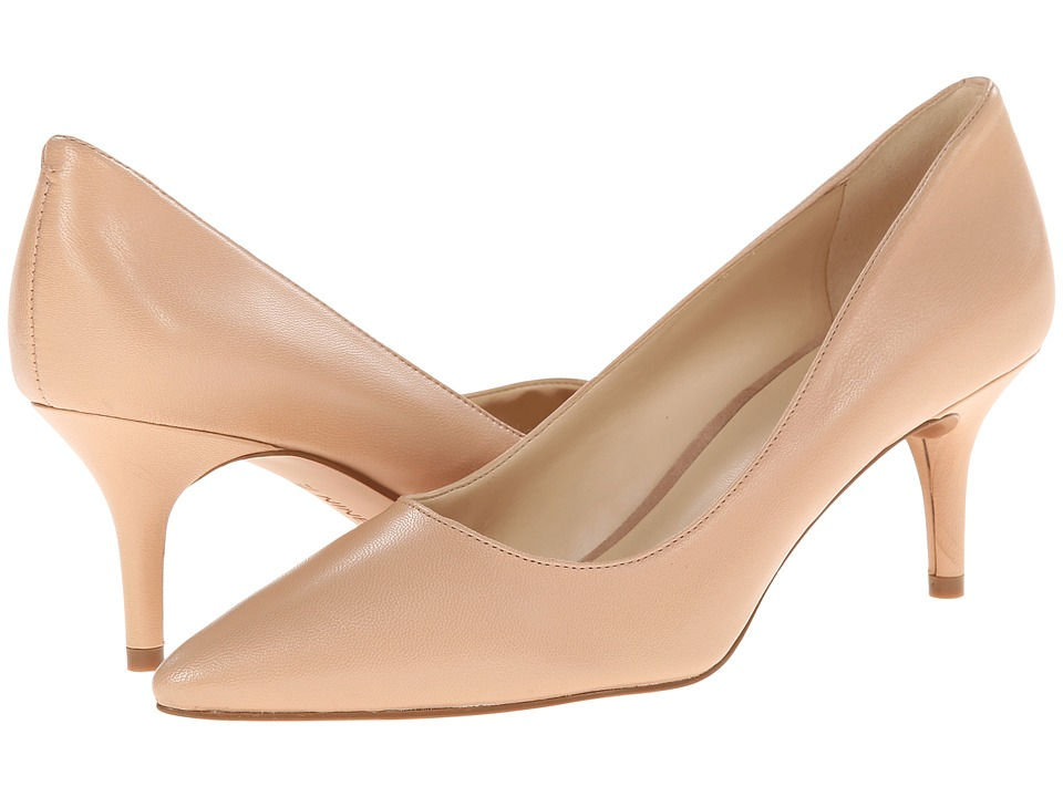 Nine West - Margot (Natural Leather 1) High Heels