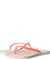 Havaianas - Slim Lace Flip Flops
