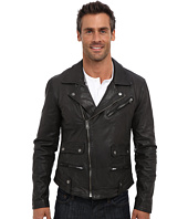 Lucky Brand - Titan Leather Moto Jacket