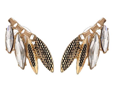 Sam Edelman Rodeo Show Navette Cluster Stud Earring
