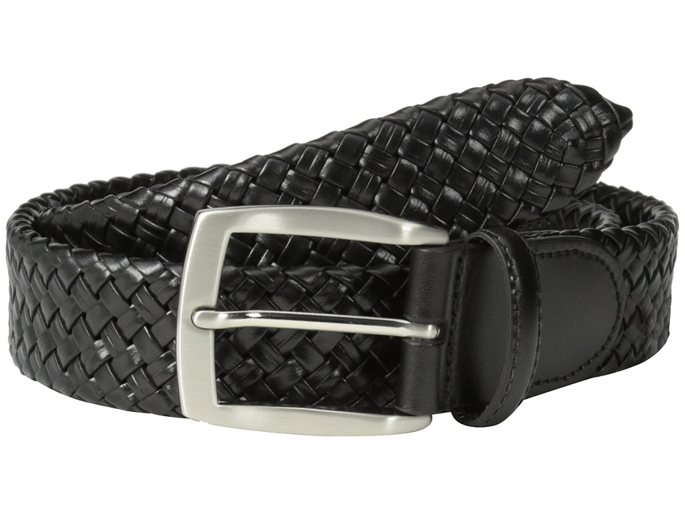 Torino Leather Co. - Tubular Weave (Black) Men