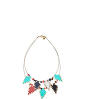 Sam Edelman - Wild Child Arrowhead Collar Necklace