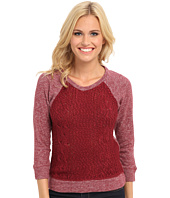 Lucky Brand - Sweater Front Pullover