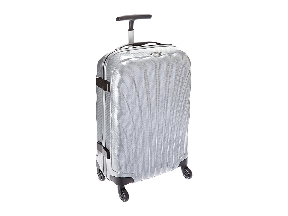 Samsonite Black Label Cosmolite 20 Spinner Silver Pullman Luggage