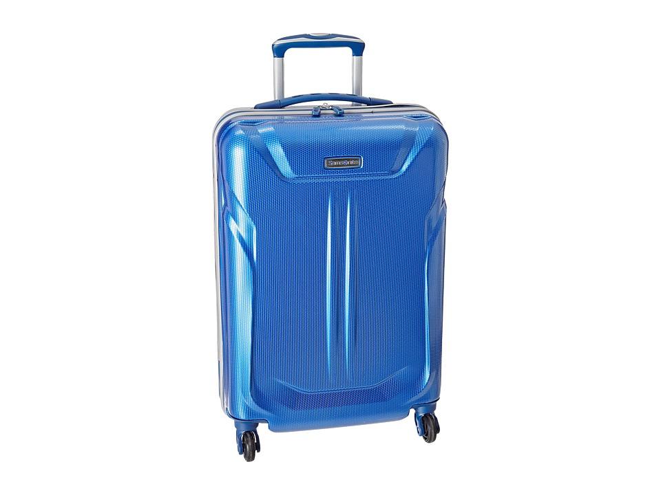 Samsonite - LIFTwo Hardside 21 Spinner (Blue) Pullman Luggage
