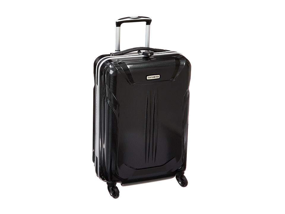 Samsonite - LIFTwo Hardside 21 Spinner (Black) Pullman Luggage