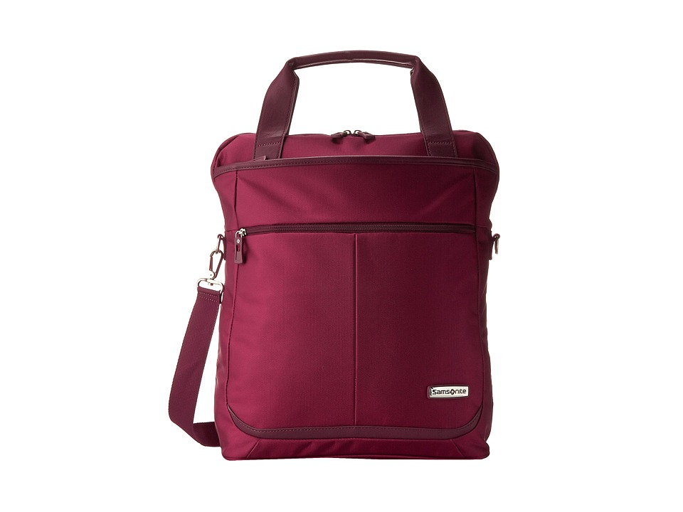 Samsonite Mightlight FCO Vertical Shopper Berry Luggage