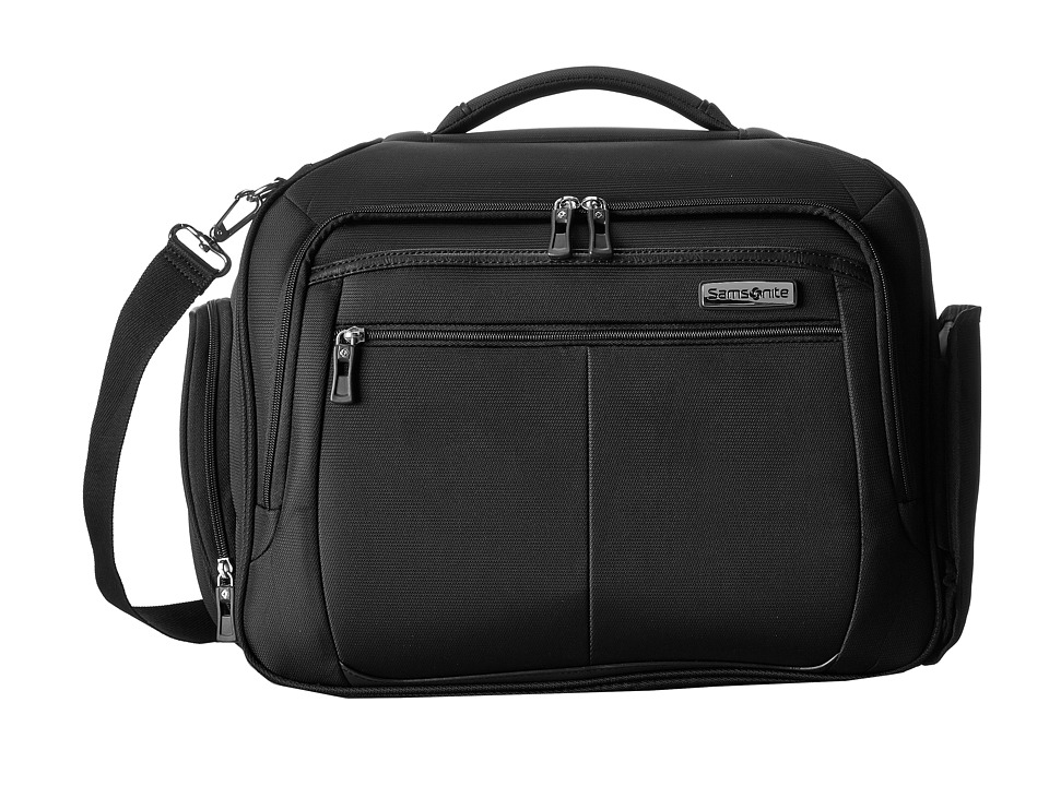 Samsonite Mightlight Boarding Bag Black Carry on Luggage