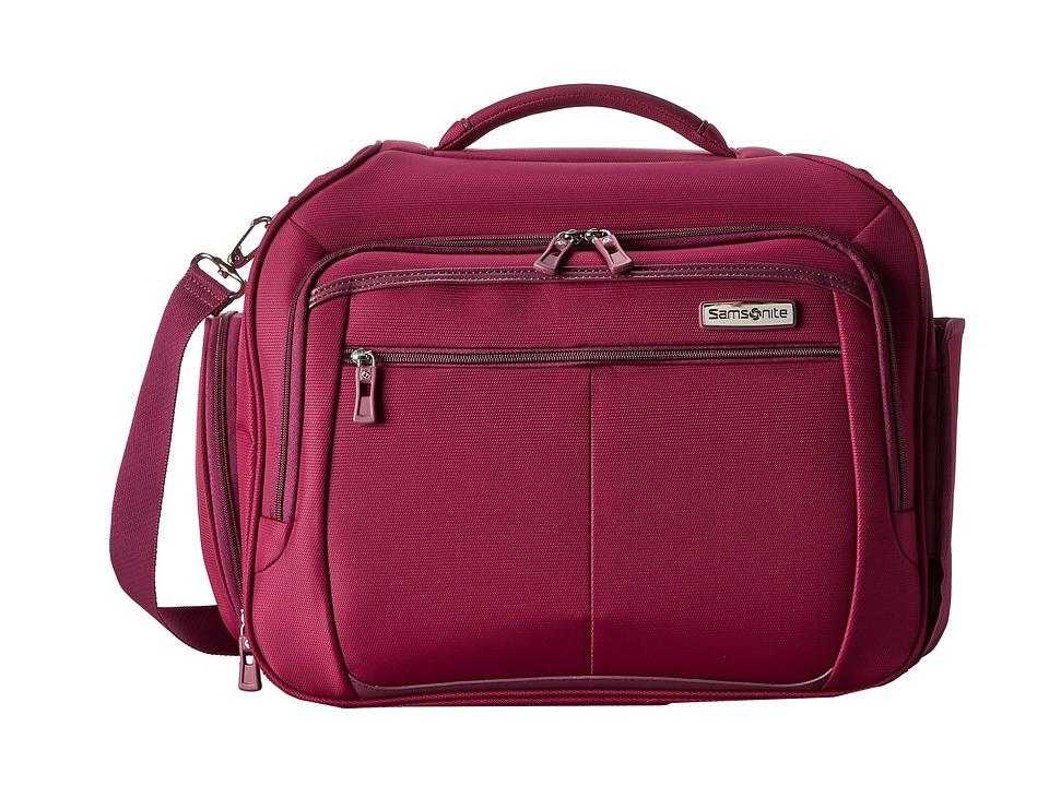 Samsonite - Mightlight Boarding Bag (Berry) Carry on Luggage