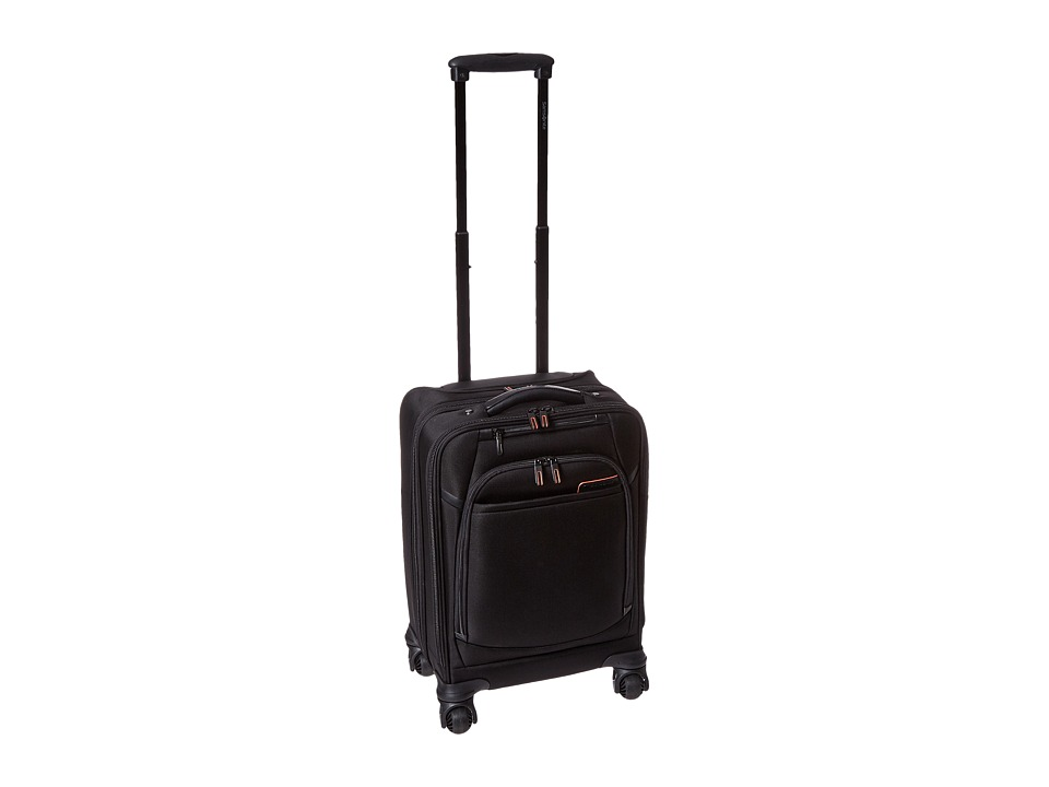 Samsonite PRO 4 DLX Upright Mobile Office PFT Black Luggage