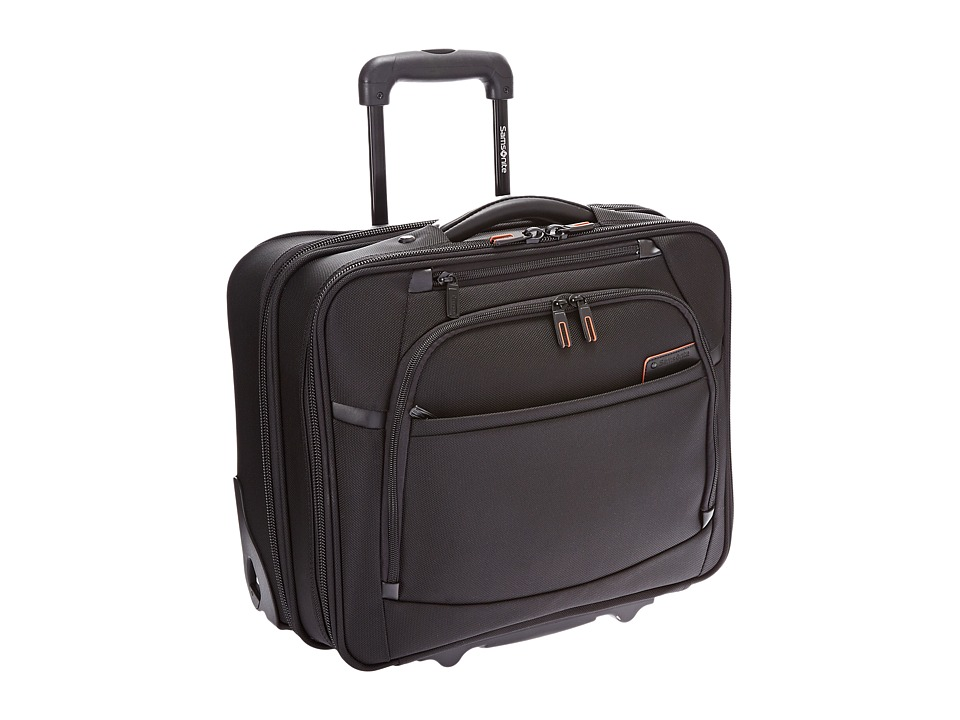 Samsonite PRO 4 DLX Mobile Office PFT (Black) Luggage