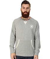 Converse - Core Plus French Terry Raglan Crew Fleece Top