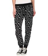 Converse - Printed Knit Pant