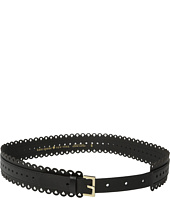 Kate Spade New York - Heart Perforated Belt