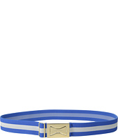 Kate Spade New York - Interlocking Bow Elastic Belt