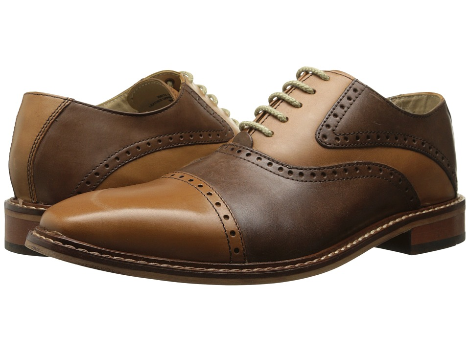 Giorgio Brutini Rote (Dark Tan/Brown) Men