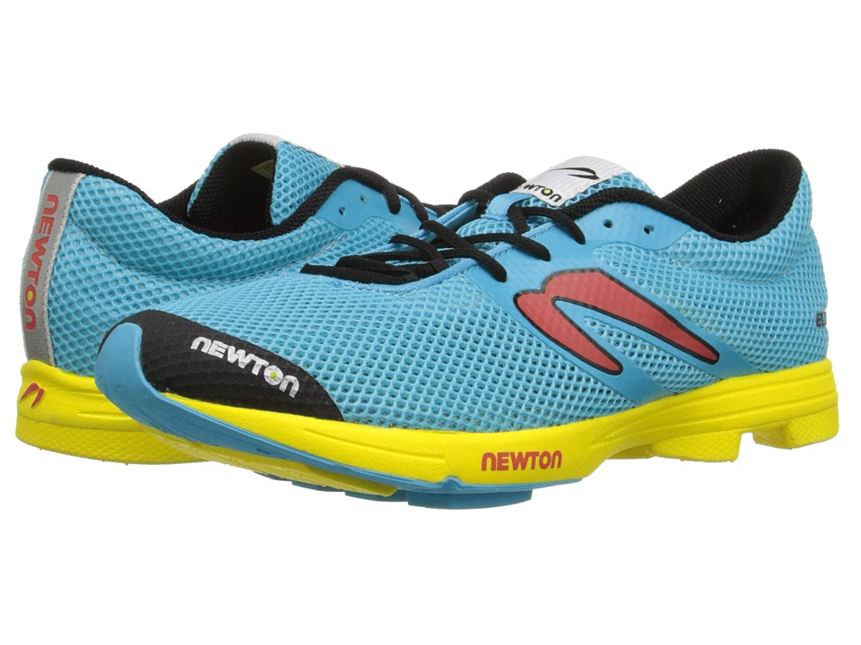 Newton Running Distance Elite Blue/Black Mens Running Shoes