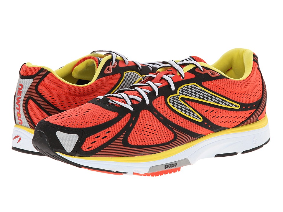 Newton Running Kismet Red/Black Mens Running Shoes
